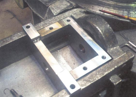 Ultraswage Int specially designed mounting_plate